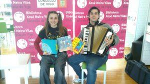 Cuentos con música 'Entre arrolos e contiños' @ Biblioteca Xosé Neira Vilas | Vigo | España