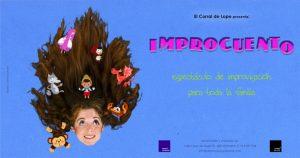 'Improcuento' @ El corral de Lope | Madrid | Comunidad de Madrid | España