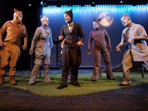 Musical 'Gats' @ Jove Teatre Regina | Barcelona | Catalunya | España