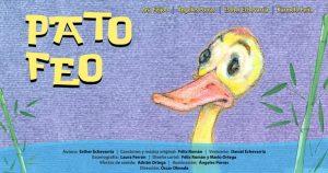 Teatro 'Pato feo' @ Estudio 2, Manuel Galiana | Madrid | España