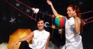 Teatro para bebés 'Girasoles' @ Artespacio Plot Point | Madrid | Comunidad de Madrid | España