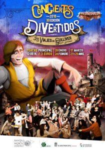 Concierto 'Los Viajes de Gulliver' @ Teatro Principal Zamora | Zamora | Castilla y León | España