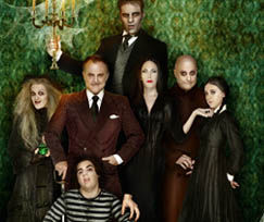 Musical 'La familia Addams' @ Teatro Jovellanos   Gijón   Principado de Asturias   España