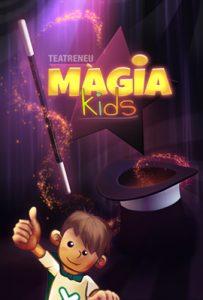 Espectáculo infantil 'Magia Kids' @ Teatreneu | Barcelona | Catalunya | España