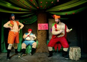 Teatro 'Los tres cerditos' @ Karpas Teatro | Madrid | Comunidad de Madrid | España