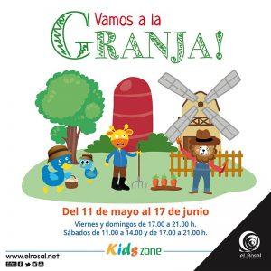 Actividad 'Vamos a la Granja' @ Centro Comercial El Rosal | Ponferrada | Castilla y León | España