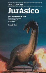 Cine jurásico @ Casa de las Ciencias de Logroño | Logroño | La Rioja | España