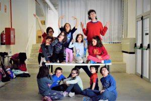 Teatro comunitario infantil @ Harinera ZGZ | Zaragoza | Aragón | España