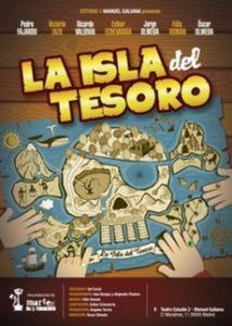 Teatro 'La isla del tesoro' @ Estudio 2 Manuel Galiana | Madrid | Comunidad de Madrid | España