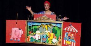 Espectáculo para bebés 'Te amo, teatro' @   La Escalera de Jacob Lavapiés | Madrid | Comunidad de Madrid | España