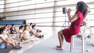 Espectáculo Kantu kontari 'Dama xuria' @ Palacio de Congresos y Auditorio Kursaal | Donostia | Euskadi | España