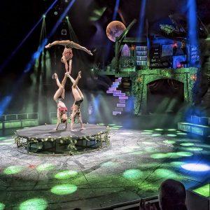 Circo Mágico @ Teatro Municipal Buero Vallejo | Alcorcón | España