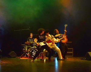 Concierto 'El rock suena... en familia' @ Teatro Fígaro Adolfo Marsillach | Madrid | Comunidad de Madrid | España