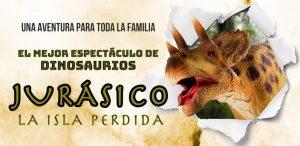 Teatro 'Jurásico, La Isla Perdida' @ Teatro Caser Calderón | Madrid | Comunidad de Madrid | España