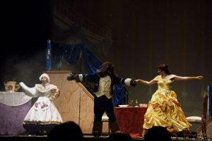 Teatro Musical 'La Bella y la Bestia' @ Gran Teatre de la Passió   Cervera   Catalunya   España