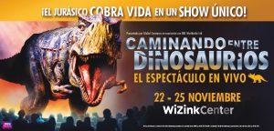 Caminando Entre Dinosaurios @ Wizink Center (Palacio de los Deportes) | Madrid | Comunidad de Madrid | España