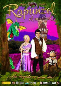 Teatro 'Rapunzel, El Musical' @ Teatro Cofidis Alcázar | Madrid | Comunidad de Madrid | España