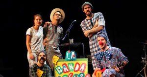 La banda mocosa @ Tarambana Teatro