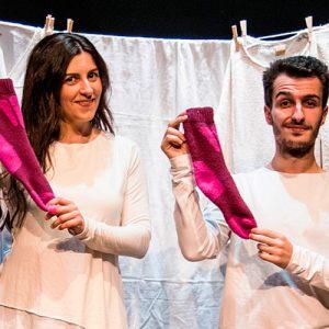 Historia de un calcetín @ Teatro Bretón de los Herreros