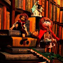 El guardián de los cuentos @ Teatro Arbolé