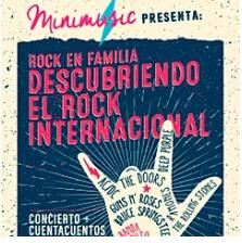 Descubriendo el Rock Internacional @ Baluarte. Palacio de Congresos y Auditorio de Navarra