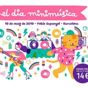 Día Minimúsica 2019 @  Poble Espanyol