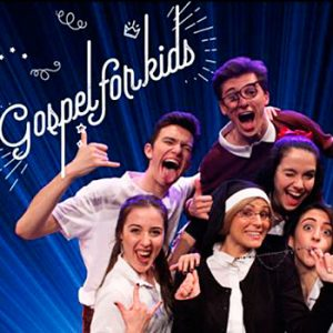 Gospel for Kids @ Jove Teatre Regina