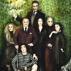 La Familia Addams @ Palacio Kursaal