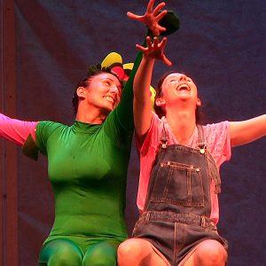 La pintora Flora @ Teatro Filarmónica