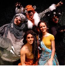 El Libro de la Selva @ Cine Teatro Victoria