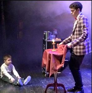 Magia Kids @ Teatreneu. Sala Xavier Fàbregas.