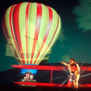 Viatge al centre de la Terra [S.XXI] @ Teatre de Blanes