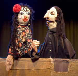 Cómicos de la legua (Titiriteros Binefar) @ Palacio de Congresos de Huesca