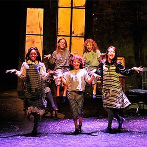 Annie, el musical @ Teatro de La Laboral