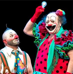 Chufla @ Teatro Circo Price