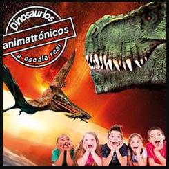 Dinosaurs Tour @ Palacio de Congresos y Exposiciones de Santander