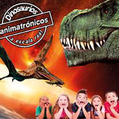 Dinosaurs Tour @ Iradier Arena