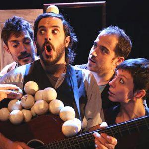 Emportats @ Teatro Jovellanos