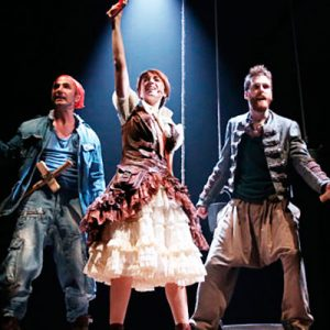 Las aventuras de T. Sawyer @ Teatro Gaztambide
