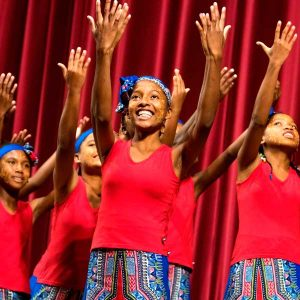 Malagasy Gospel Choir @ Colegio Nazaret Oviedo