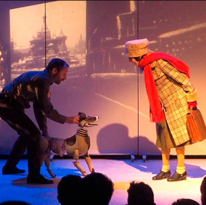 Laika @ Teatre Municipal de Girona