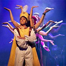 Canta cuentos @ Teatro Auditorio Gonzalo Menéndez Pidal