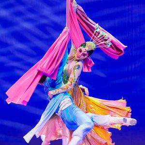Gran Circo Acrobático de China @ Teatro Palacio Valdés