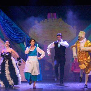 La Bella y la Bestia, el musical @ Palacio de Congresos de Huesca