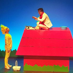 Snoopy, el musical @ Teatro Cofidis Alcázar