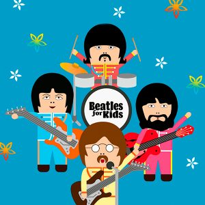 Beatles for kids @ Teatre Poliorama