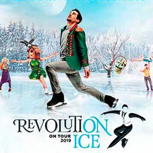 Revolution On Ice @ Coliseum