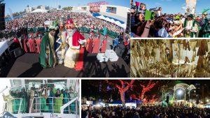 Mágico día y festiva noche de Reyes al aire libre en Las Palmas de Gran Canaria @ Las Palmas de Gran Canaria