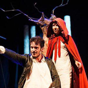 Caperucita Roja, el musical @ Nuevo Teatro Alcalá. Sala 2.