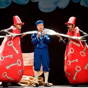 El pequeño Dalí y el camino hacia los sueños @ Teatro Cofidis Alcázar